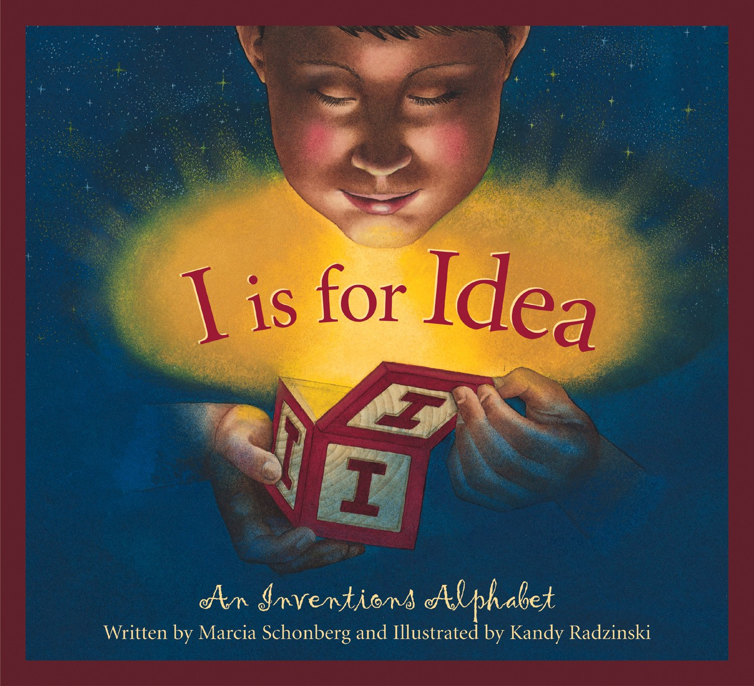 I is for Idea: An Inventions Alphabet (Science Alphabet) pdf