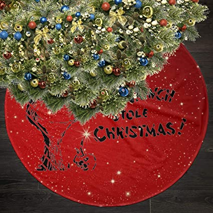 The Grinch Christmas Tree Decorations.Amazon Com Psnsnx 35 5 Inch The Grinch Stole Christmas