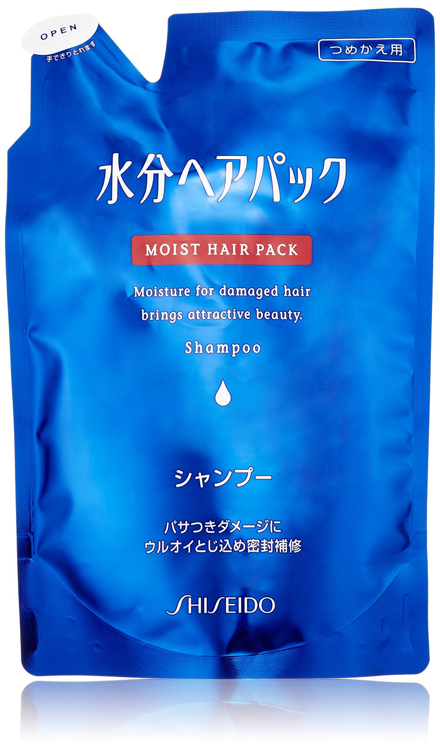 AQUAIR Shiseido Aqua Hair Pack Shampoo Refill 05