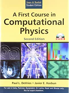 Buy Computational Physics Book Online at Low Prices in India
