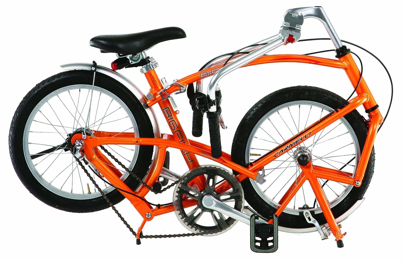 Bigfish Folding Bike Awesome Orange 16 Inch Sports