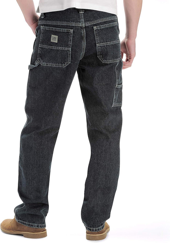 Lee Uniforms Mens Big-Tall Carpenter Jean