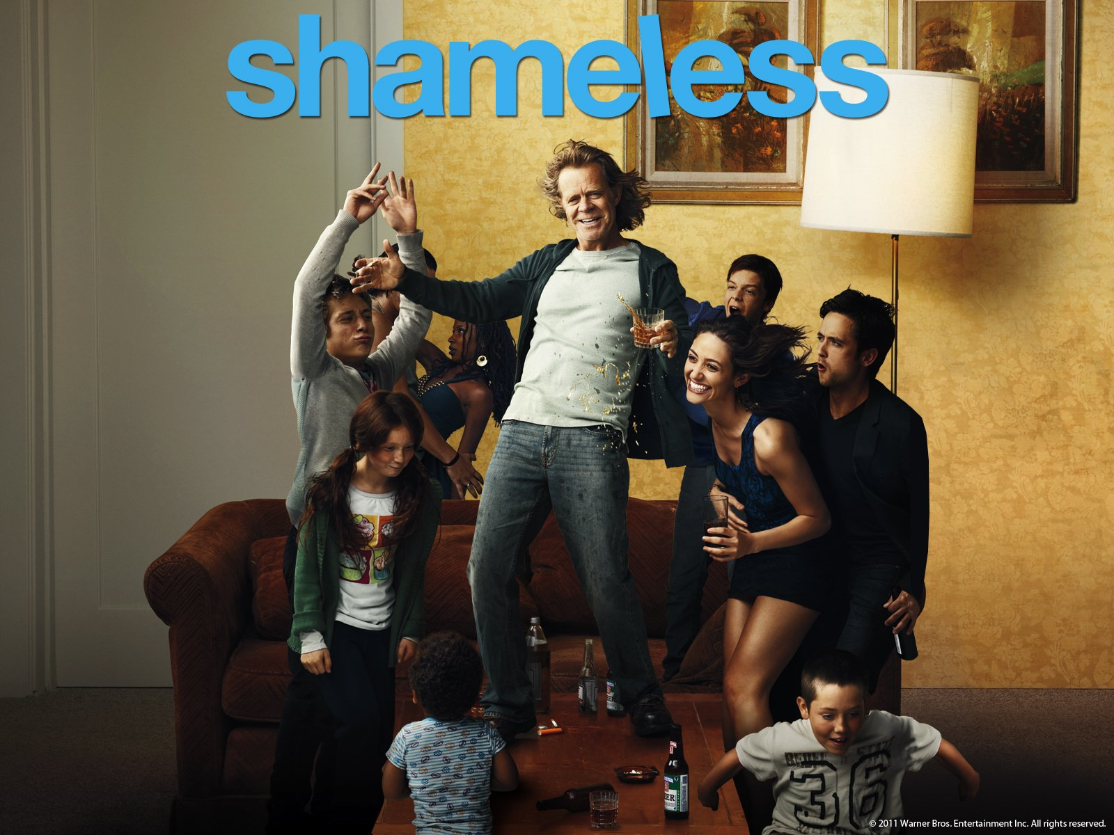 Amazon.com: Shameless: The Complete First Season: William H. Macy ...