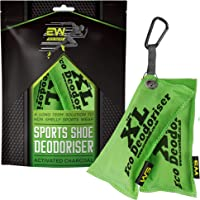 Sports Shoe Deodorizer ★ Shoe Deodorant ★ Gym Odour Control - The Perfect Choice for Runners, Boxing, Football, Hiking Boots - Air Purifier