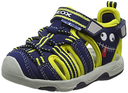 Sandals Boy Multy B Geox Kids Sport LRqjc543AS