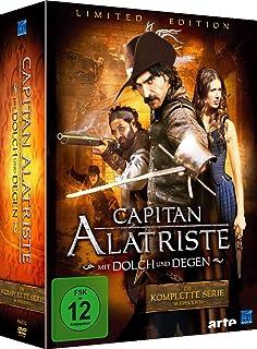 Capitan Alatriste - Mit Dolch und Degen (18 Folgen im