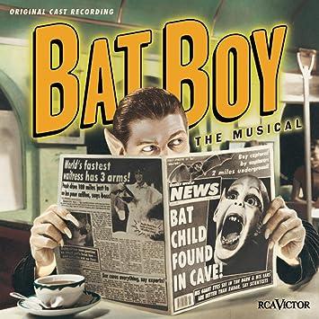 Bat Boy 2001 Original Off-Broadway Cast