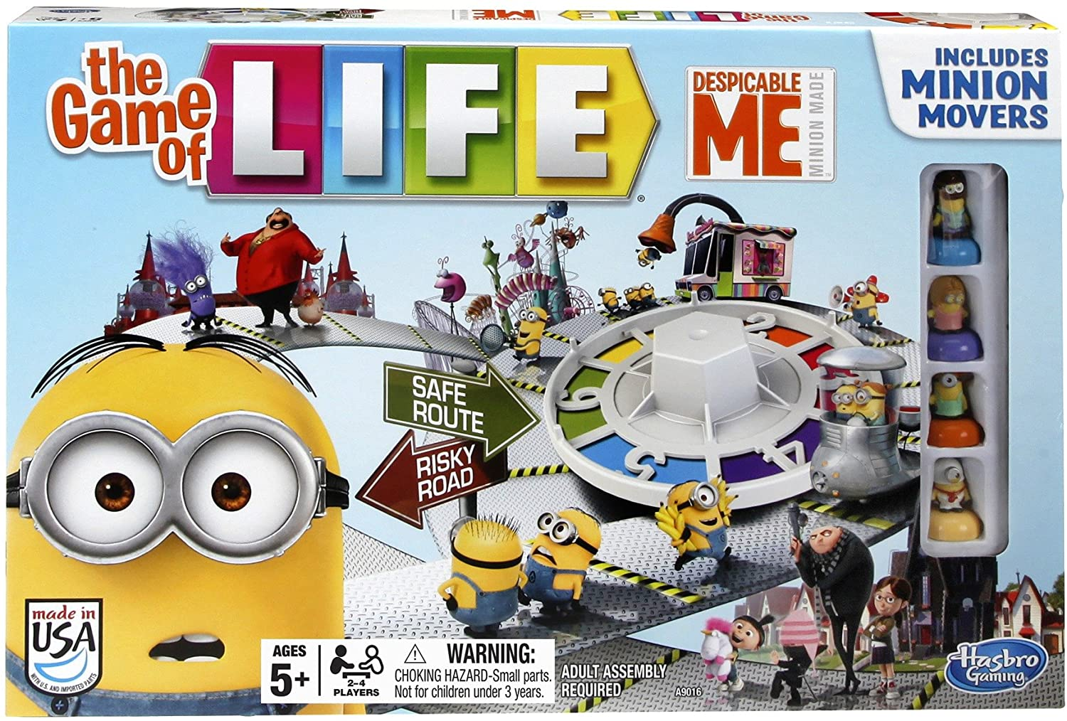 Despicable Me - The Game of Life: Amazon.es: Juguetes y juegos