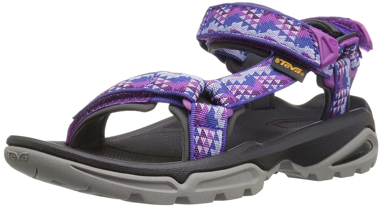 Teva Women's W Terra Fi 4 Sandal B01IPYZKG6 12 B(M) US|Palopo Purple