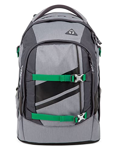 f7d5804dda298 satch pack Blazing Grey 4er Set Rucksack