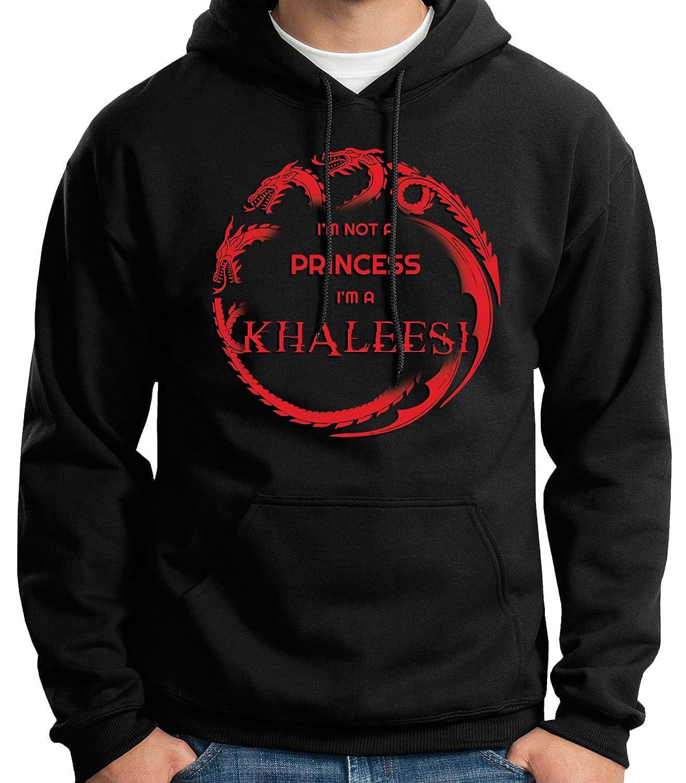 35mm - Sudadera con Capucha -Im Not A Princess Im A Khaleesi ...