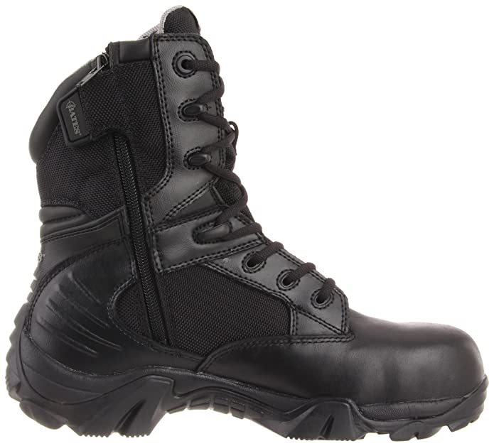 Bates Mens GX-8 Safety Toe Gore-Tex Leather Boots: Amazon.es: Zapatos y complementos