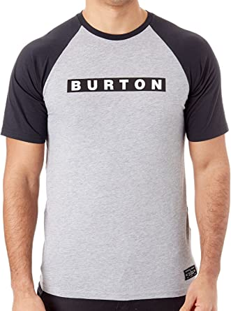 Burton Vault Shortsleeve Camiseta, Hombre: Amazon.es: Ropa y accesorios