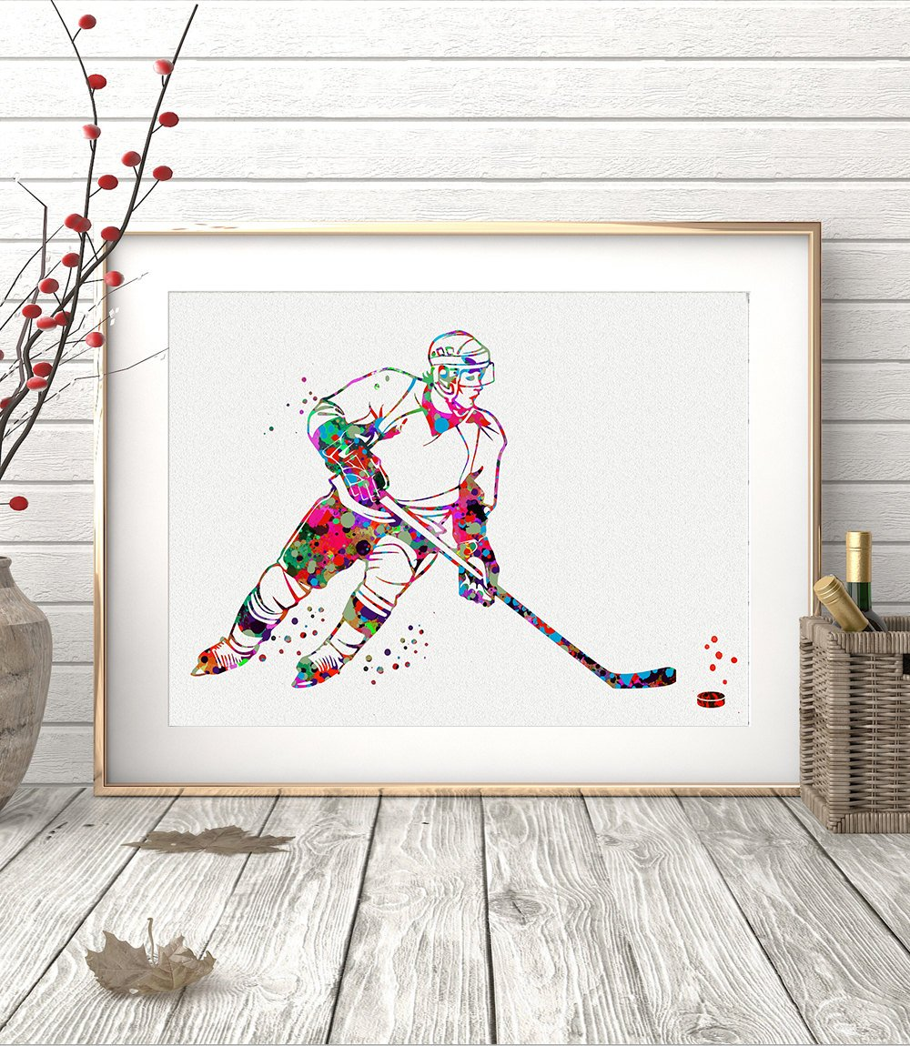 Hockey Revolution Stickhandling Training Aid, Equipment for Puck Control, Reaction Time and Coordination 2nd Generation