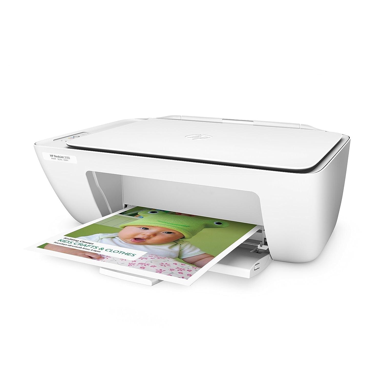 HP DeskJet 2134 4800 x 1200DPI Inyección de Tinta A4 7.5ppm ...