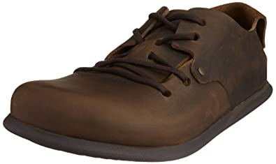 Birkenstock Montana Mens Habana Nubuck 199241 Regular Footbed (EU 46 UK 11
