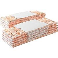 iRobot Braava Jet Feuchtwischtücher (Einwegtücher für die Bodenreinigung) orange (10 Stück)