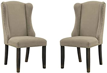 Gentil Ashley Furniture Signature Design   Gerlane Dining Room Side Chair   Set Of  2 Upholstered Chairs