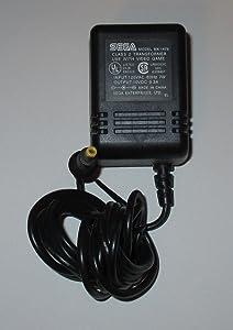 Sega AC Adaptor for Sega Genesis MKII, MKIII, Game Gear and Sega Nomad