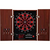 Viper Neptune Electronic Dartboard, Classic Cabinet Door Style, Target Test Tough Segments For Lasting Durability, Extended S