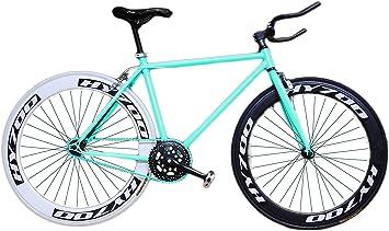 Wizard Industry Helliot Soho 5311 - Bicicleta Fixie, Cuadro de ...
