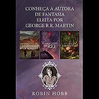 Conheça a autora de fantasia eleita por George Martin (Trilogia do Assassino)