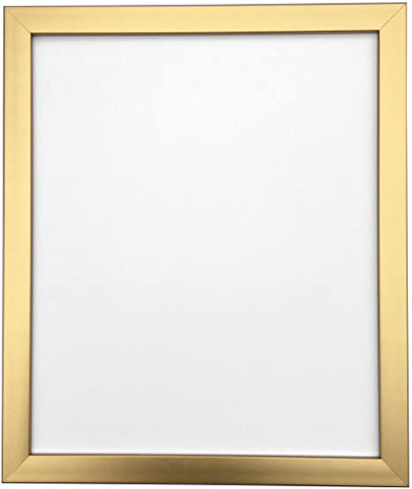 0.75 Gold Picture Photo Frame 8\