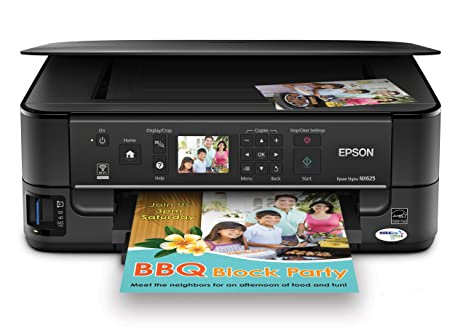 amazon com epson stylus nx625 wireless all in one color inkjet rh amazon com Epson Stylus NX625 Installation Epson Stylus NX420