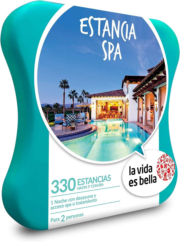 Smartbox La Vida es Bella - Caja Regalo - Estancia SPA - 330 ...