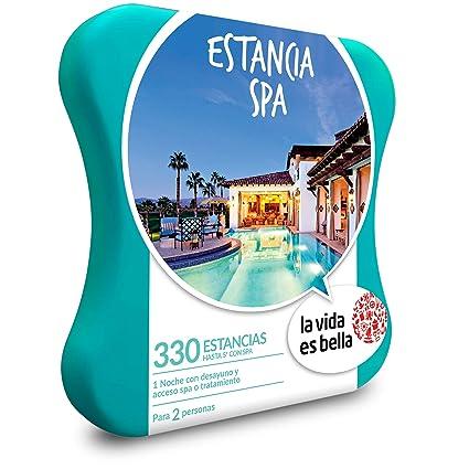 La vida es bella - Caja Regalo - Estancia SPA - 330 hoteles de hasta 5