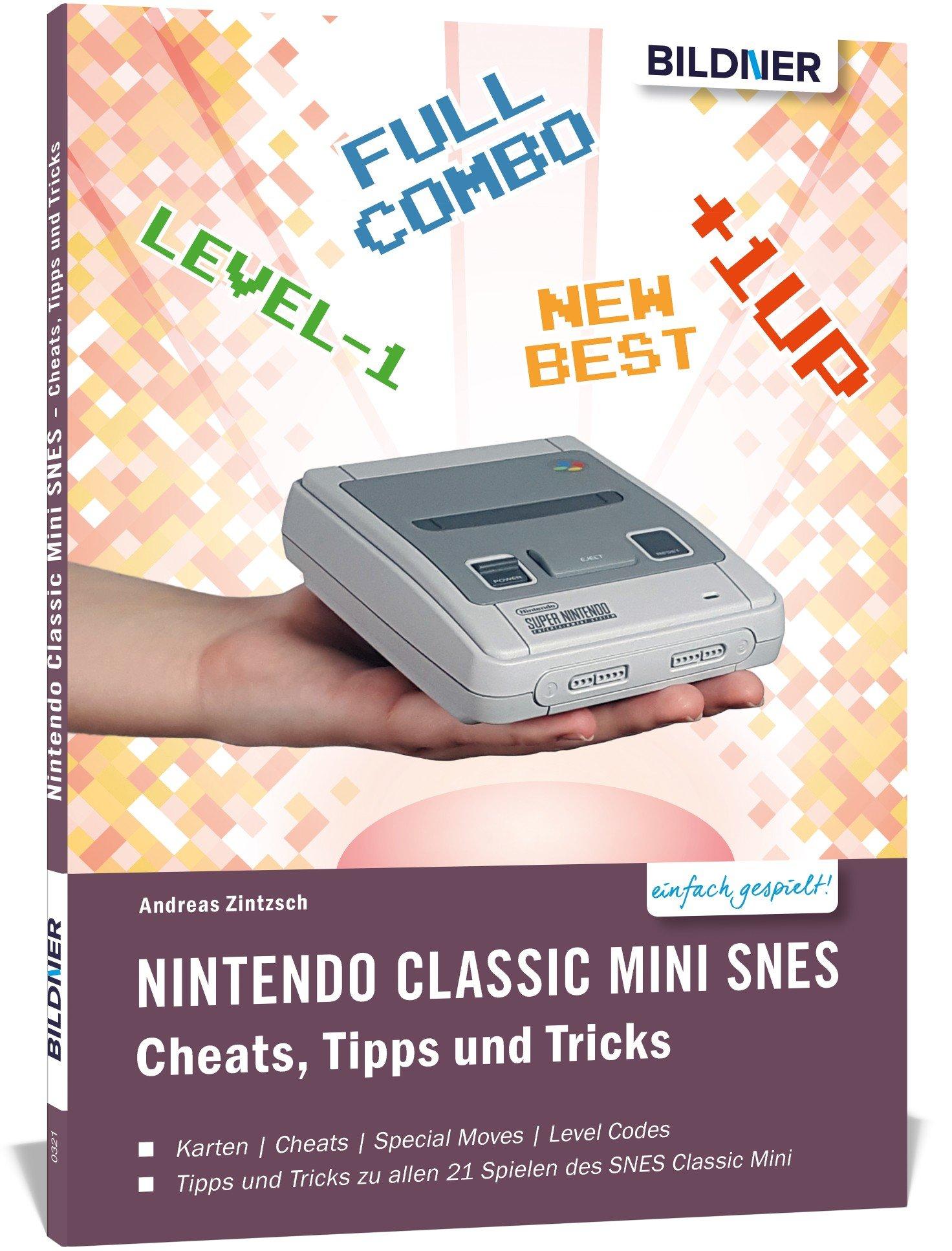Nintendo SNES mini: Deine Cheats, Tipps und Tricks