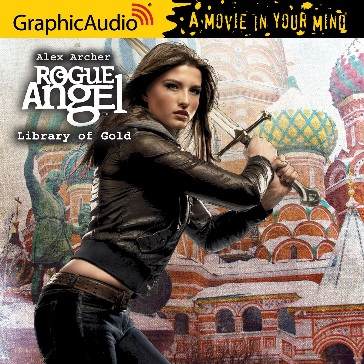 Rogue Angel 37: Library of Gold: Alex Archer: 9781599509242: Amazon.com:  Books