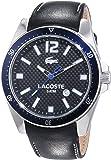 Lacoste Herren-Armbanduhr Analog Quarz Leder 2010751