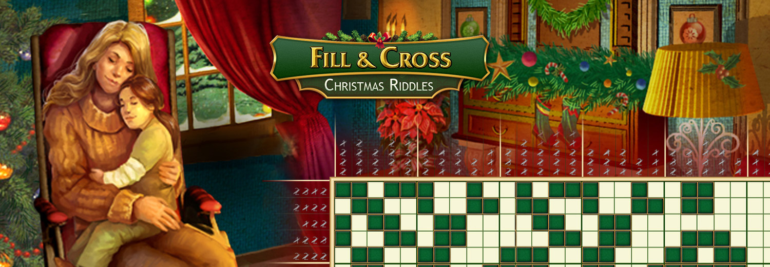 Fill and Cross: Christmas Riddles [Download]]()