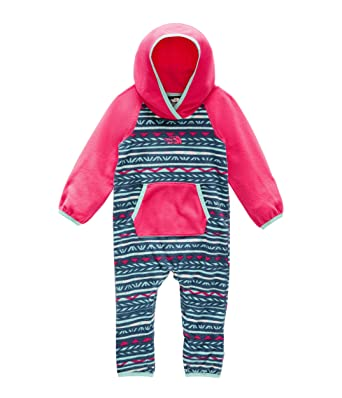 c5400f4f038 Amazon.com  The North Face Baby Glacier One-Piece (Infant)  Clothing
