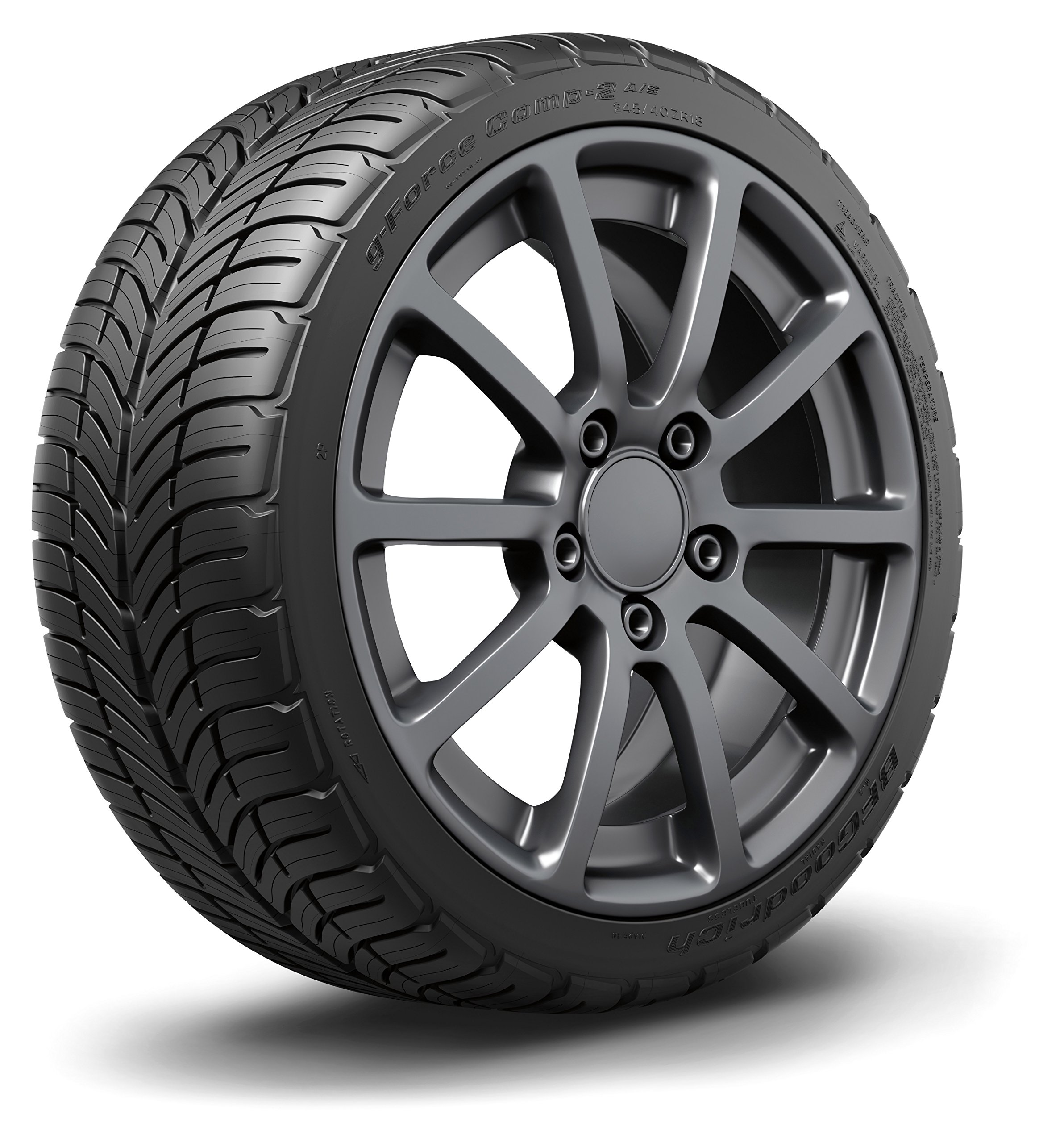 BFGoodrich g-Force COMP-2 A/S All-Season Radial Tire - 235/50ZR18 97W by BFGoodrich (Image #2)