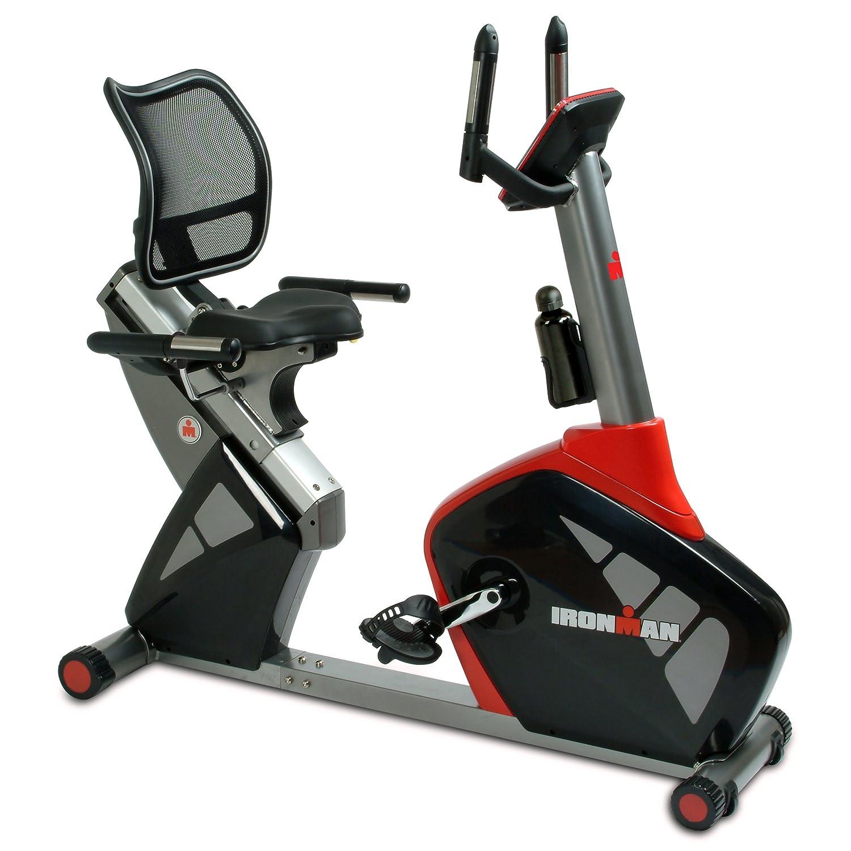 sc 1 st  Amazon.com & Amazon.com : Ironman Viper Recumbent Exercise Bike : Sports u0026 Outdoors islam-shia.org
