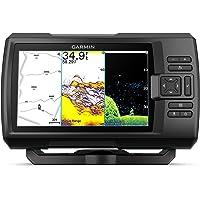 $399 » Garmin Striker Vivid 7cv, Easy-to-Use 7-inch Color Fishfinder and Sonar Transducer, Vivid…