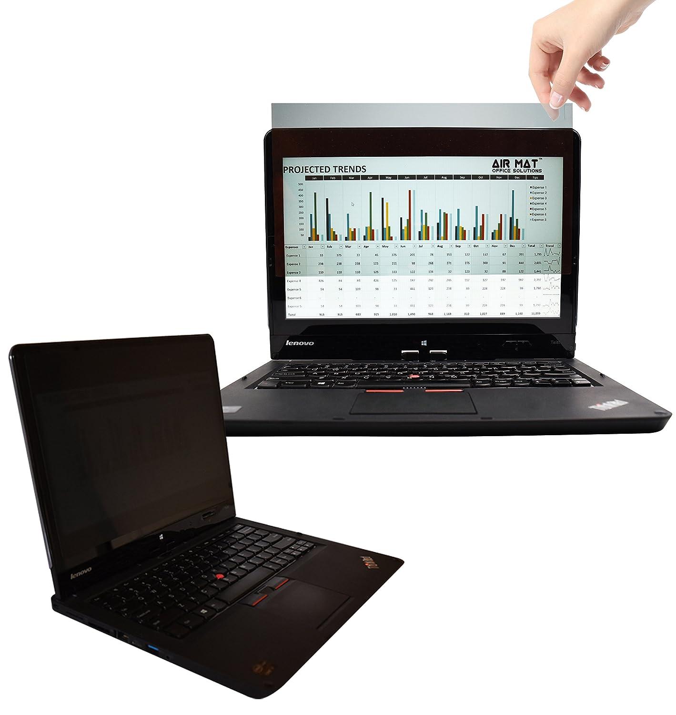 Privacy Filtro / screen per Laptop Widescreen Computer 14.0 Diagonale (16:9 rapporto) Migliore anti riflesso protezione per documenti confidenziale (AMPF14.0W9) Air Mat 4328377417
