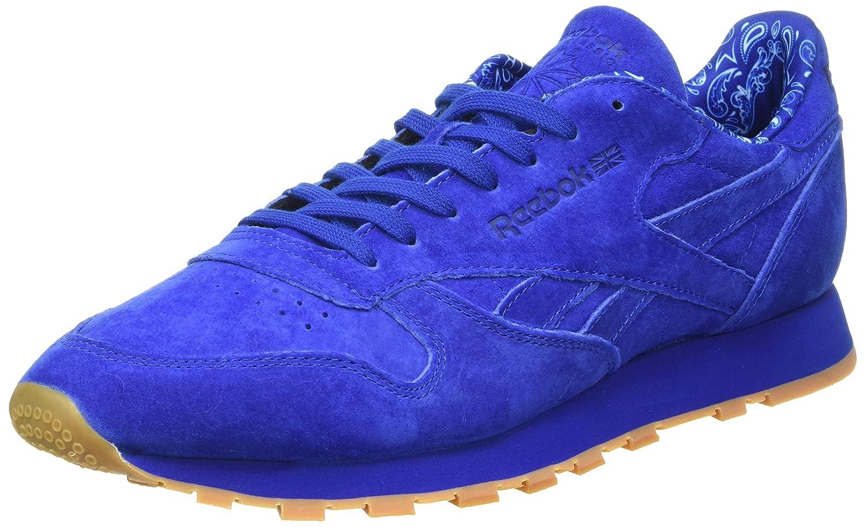 TALLA 41 EU. Reebok Cl Leather TDC, Sneakers para Hombre