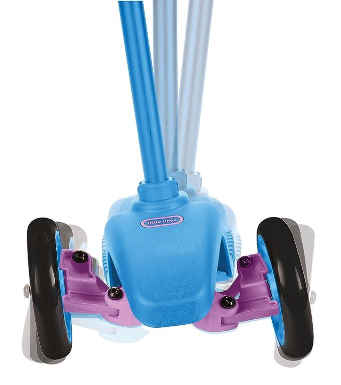 Amazon.com: Patinete Lean To Turn de Little Tikes, Azul ...