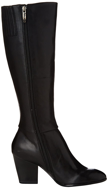 TAMARIS 1-1-25809-33 001, Damen Stiefel, Schwarz (BLACK 1), EU 41:  Amazon.de: Schuhe & Handtaschen