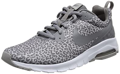 best website 48174 82044 Nike Air Max Motion LW Prt GG, Chaussures de Gymnastique Fille Gris  (Atmosphere Grey