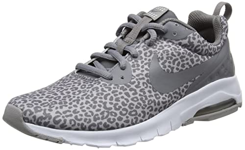 f5c55f48dcec0 Nike Girl's Air Max Motion Gymnastics Shoes, Grey (Atmosphere Grey/Gun  Smoke/