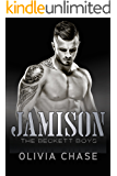 JAMISON (The Beckett Boys, Book Four)