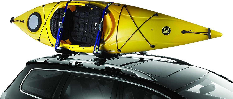 Thule Kayak Rack >> Thule Hull A Port Pro Rooftop Kayak Carrier