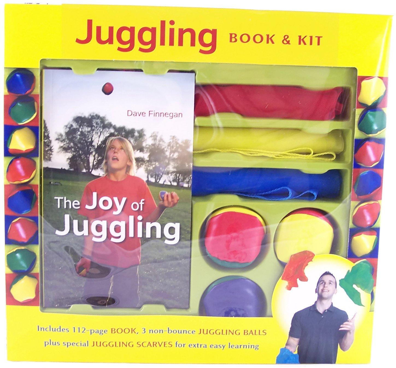 Juggling Book & Kit