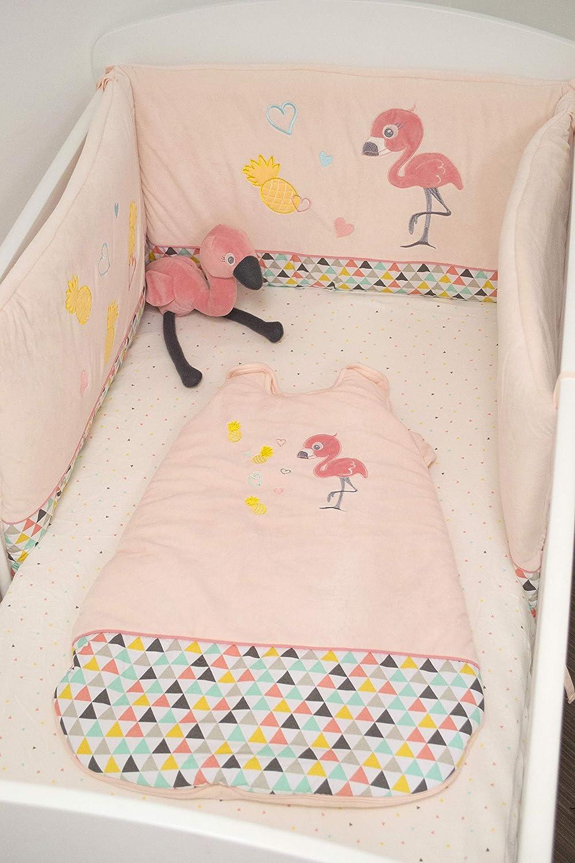 DOMIVA Mobile Musical 60x40cm Flamingo