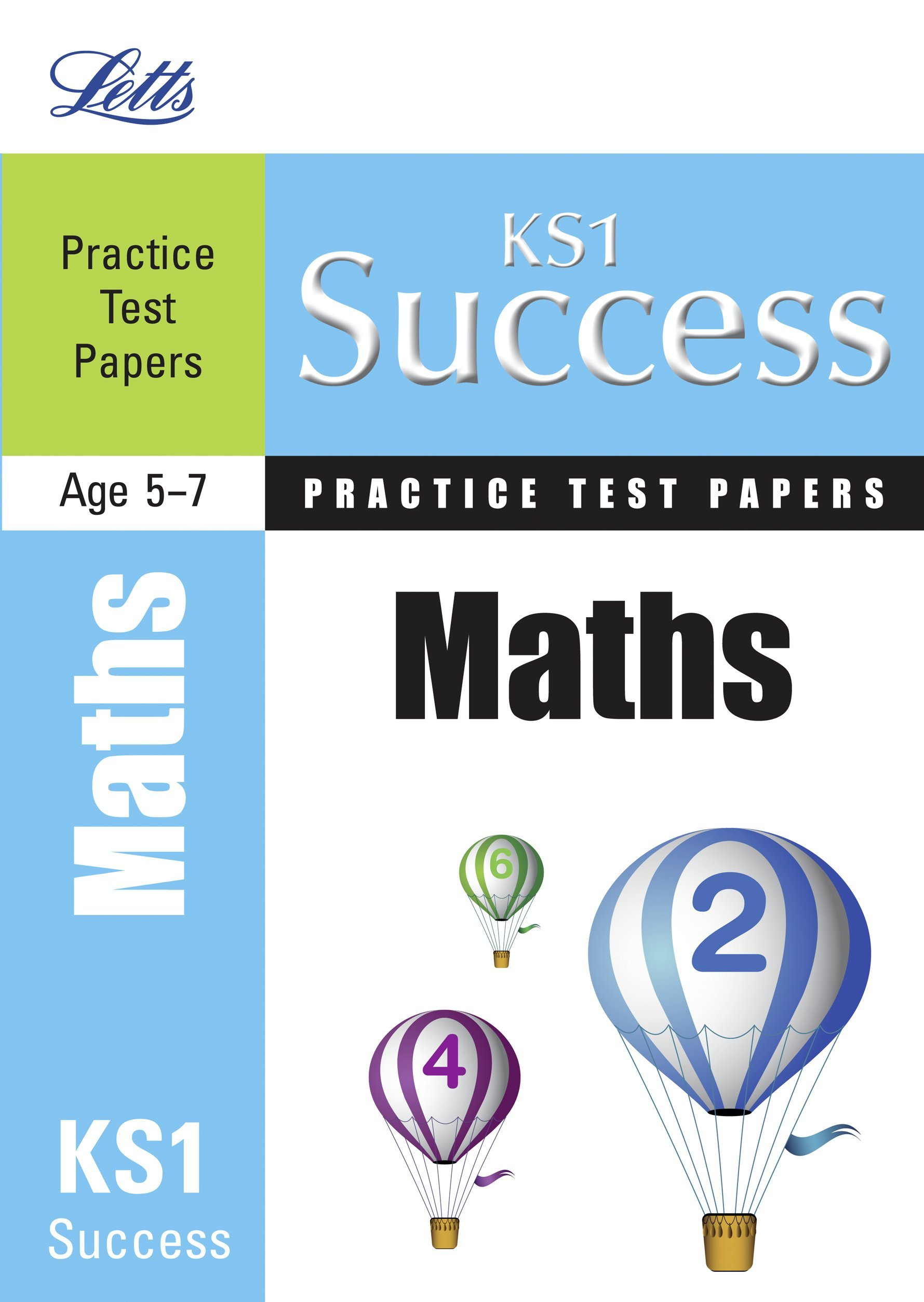 Maths: Practice Test Papers (Letts Key Stage 1 Success): Amazon.co ...