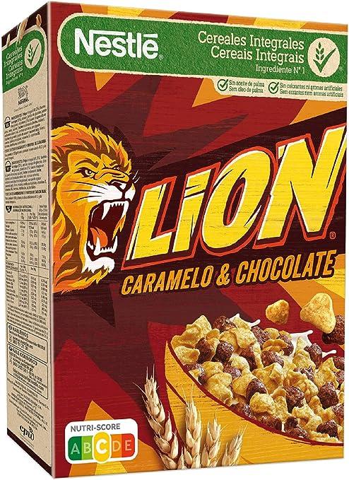 Cereales Nestlé Lion - 1 paquete de 400 g: Amazon.es ...